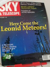 11/1998, Here come the Leonid Meteors