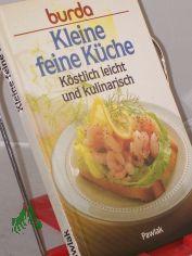 antiquariat artemis leipzig - kochbücher - Kleine Feine Küche