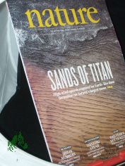 Vol 517, No 7532, Januar 2015, Sands of Titan