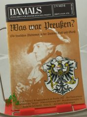 1/1976, Was war Preußen?