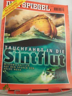 50/2000, Tauchfahrt in die Sintflut