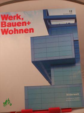 12/2000, Bilderwelt