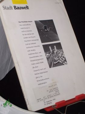 36/1990, Das Wachstum steuern